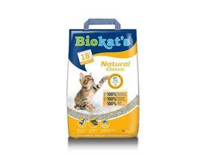 Podestýlka Biokat's Natural Classic 5kg
