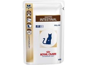 Royal Canin VD Feline Gastro Intestinal Moderate Calorie 12x100g