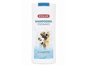 Zolux šampon na bílou srst pro psy 250ml
