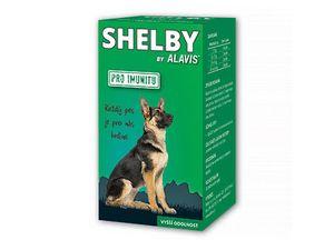 SHELBY by Alavis pro imunitu 30cps