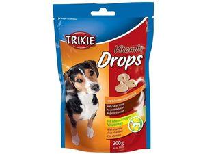 Trixie Vitamin Drops se šunkou pro psy 200g