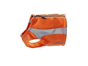 Vesta reflexní Hurtta Lifeguard Polar oranžová S