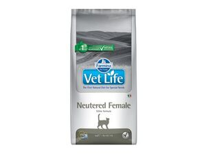 Vet Life Natural Cat Neutered Female 400g