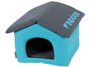 Zolux domek pro hlodavce Indoor modrá/šedá 1ks